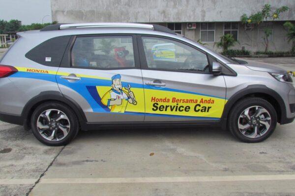 Tak Hanya Servis di Rumah, Honda Sediakan Layanan Jemput Mobil